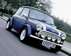 История марок автомобилей. Mini Cooper