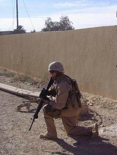Секретная миссия США в Ираке