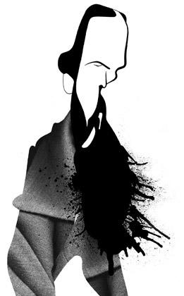 Карикатуры звезд от иллюстратора Andre Carrilho