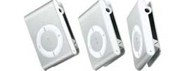 Компания Apple представила двухгигабайтную версию iPod shuffle