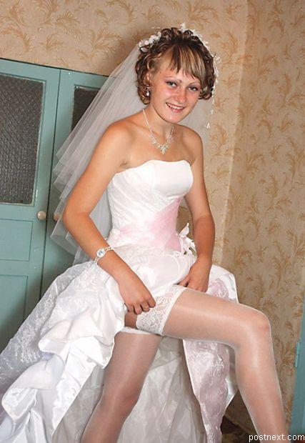 Развратные невесты домашнее фото ставили перед
