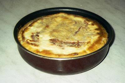 Пирог-омлет