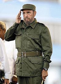 Буш озаботился судьбой Кубы