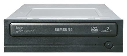 Samsung выпустил самый быстрый пишущий DVD-привод