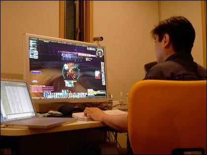 Российские online-игры: киберпанк на смену фэнтези?