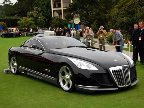Maybach Exelero 8$ million dollar Car