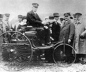Что мы знаем об автомобилях?