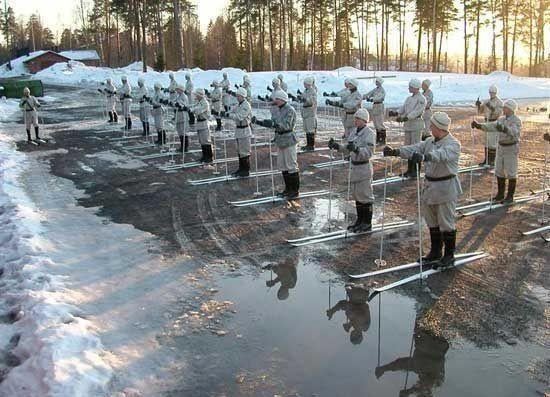 Это армия, сынок!