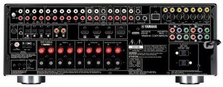 5 новых AV-ресиверов от Yamaha