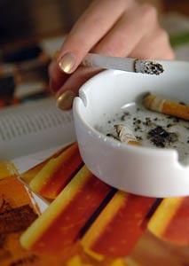 Учёные выяснили, как курение провоцирует рак лёгких