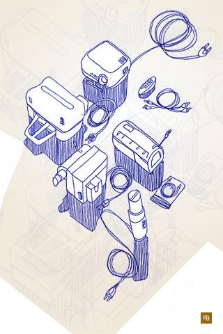 Дизайнерские обои для iPhone и iPod Touch