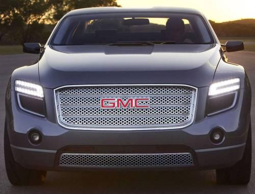 Новый автомобиль от GMC - образец для экспериментов