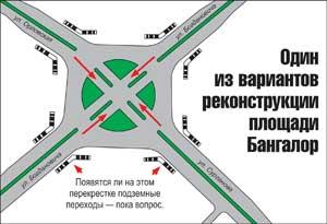 """Как архитекторы планируют """"раскупорить"""" минские пробки"""