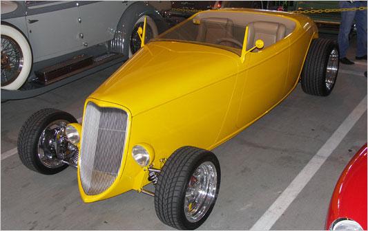История Muscle Cars