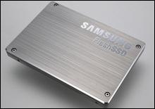 Samsung планирует выпустить твердотельные накопители емкостью 256 Гбайт