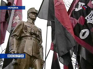 Украина чествует фашиста-палача
