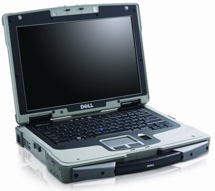 """Dell выпустила """"бронированный"""" ноутбук"""