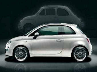 Геи Европы выбрали лучшим автомобилем Fiat 500