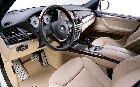 Lumma занялась тюнингом дизельных BMW X5