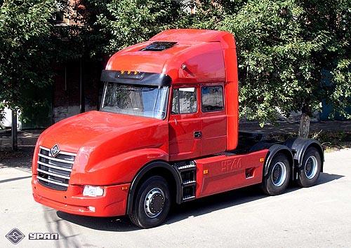 ГАЗ поспорит с Volvo