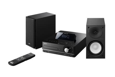 Sony представила новые Hi-Fi-системы с жестким диском