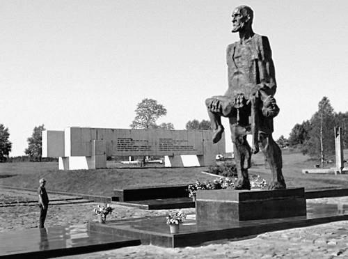 Последствия второй мировой войны для Беларуси