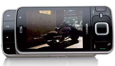Официальная премьера смартфона Nokia N96