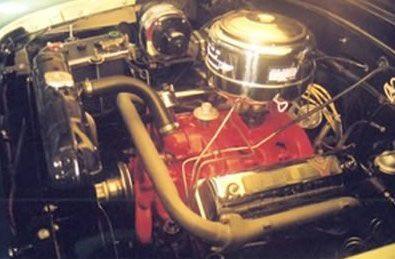 Волга21 и Ford