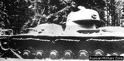 Тяжелый экспериментальный танк СМК