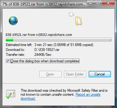 Internet Explorer 8: достоинства и недостатки
