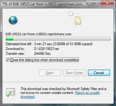 Internet Explorer 8: ����������� � ����������
