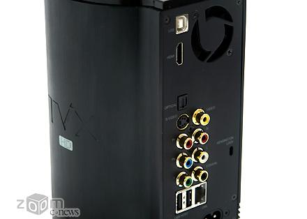 TViX HD 5100 – универсальный источник домашних развлечений
