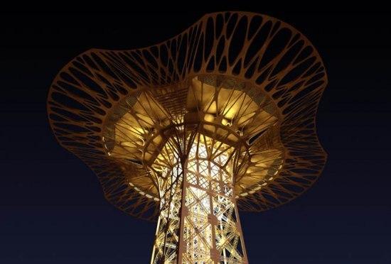 Эйфелеву башню предложено расширить