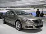 Четырехдверное купе VW Passat CC будут выпускать в Китае
