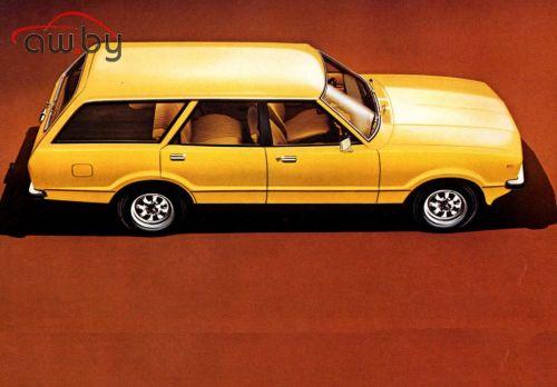 История Ford Taunus
