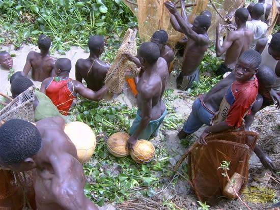 Рыбалка в Нигерии