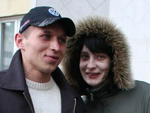 """Виновники ДТП с """"живым щитом"""" исчезли"""