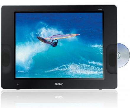 BBK представил новые ЖК-телевизоры c DVD-плеером и караоке