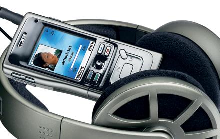 MP3-плееры «сдают» под натиском мобильников