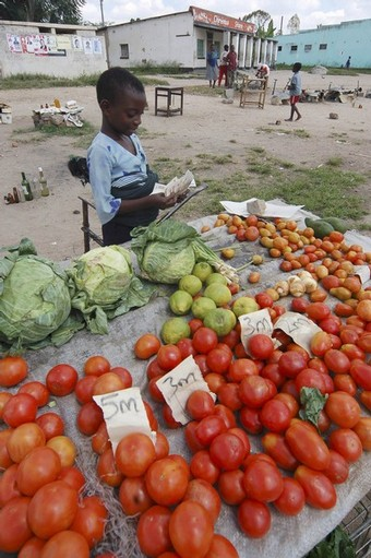 Гиперинфляция в Зимбабве
