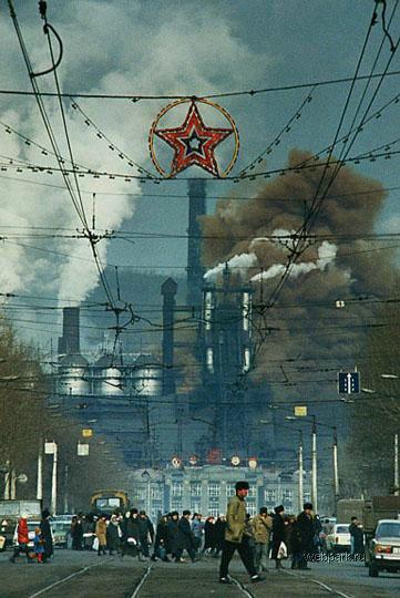 Грязный СССР