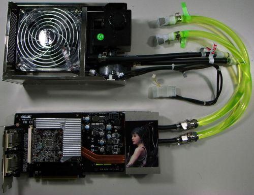 Asus демонстрирует трёхчиповый Radeon HD 3850