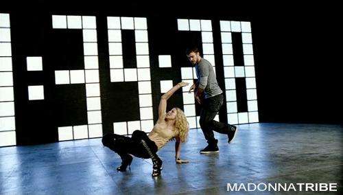Невероятные кадры из нового видео Мадонны!