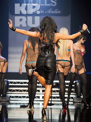 Показ белья от Pussycat Dolls
