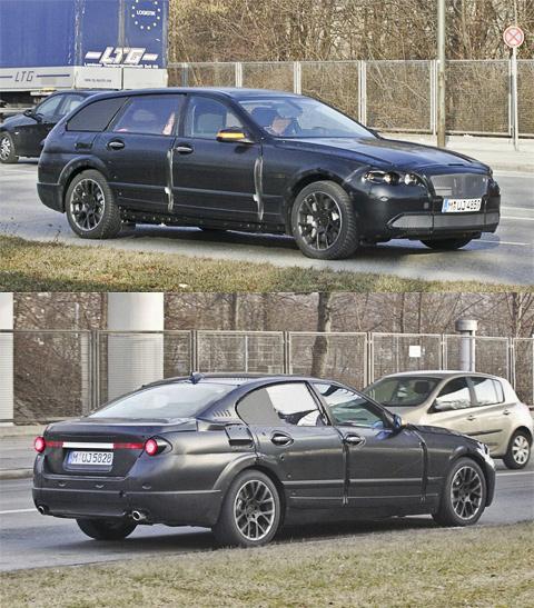 Новая «пятёрка» от BMW