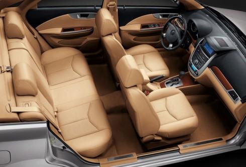 Buick Excelle — фейслифтинг.