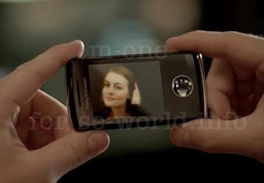 Новые фотографии флагманского смартфона Sony Ericsson Paris