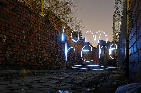 Галерея светового граффити