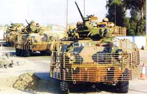 Современные восьмиколесные боевые бронированные машины