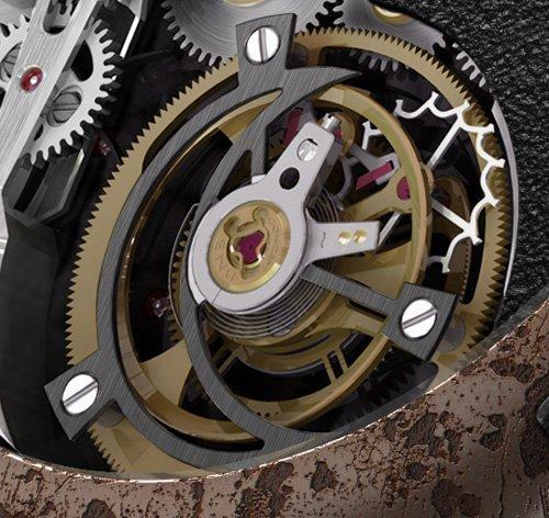 Наручные часы, которые не показывают время